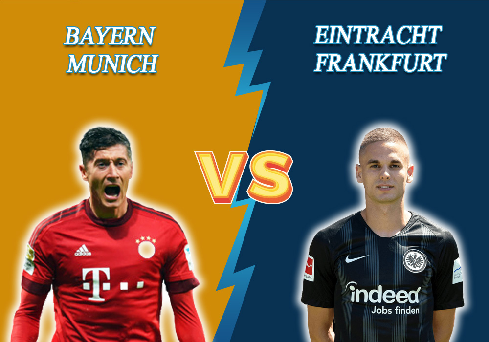 Bayern vs Eintracht prediction