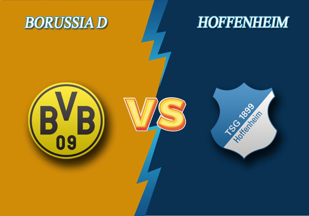 Borussia Dortmund vs Hoffenheim prediction