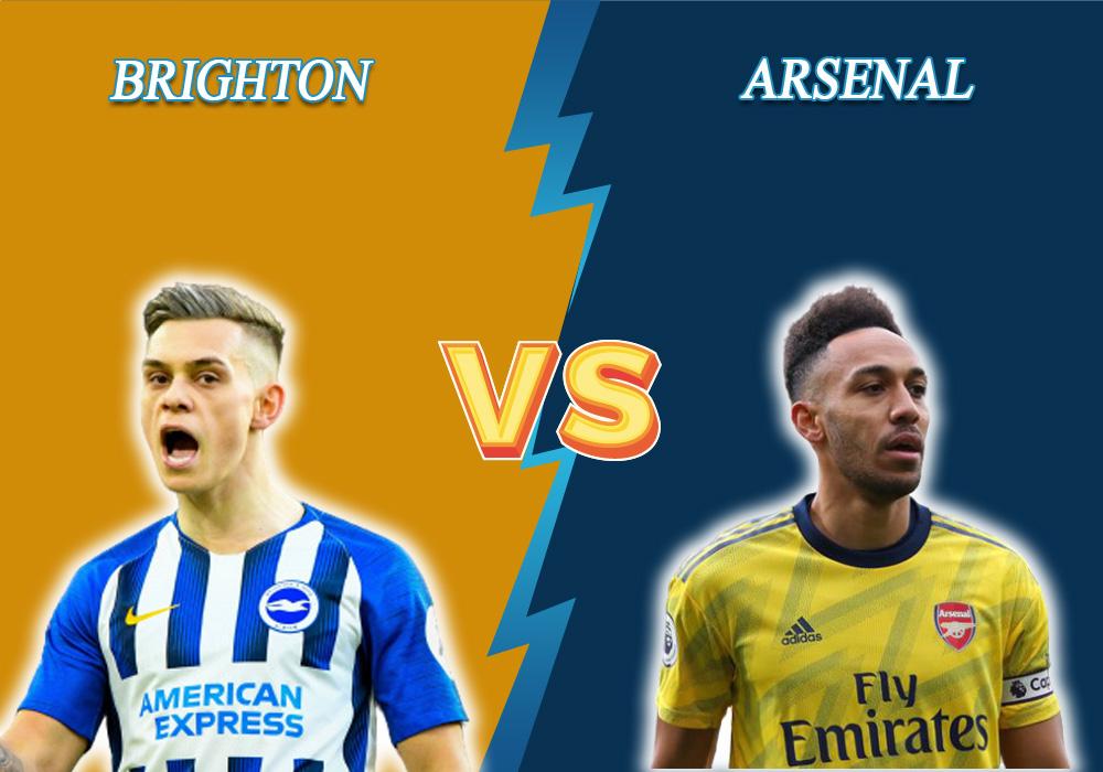 Brighton vs Arsenal prediction