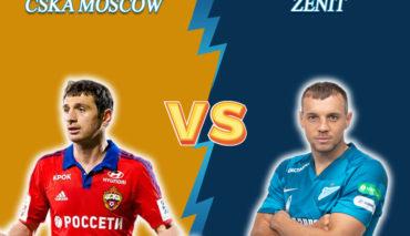CSKA - Zenit prediction