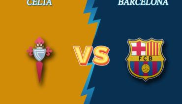 Celta vs Barcelona prediction