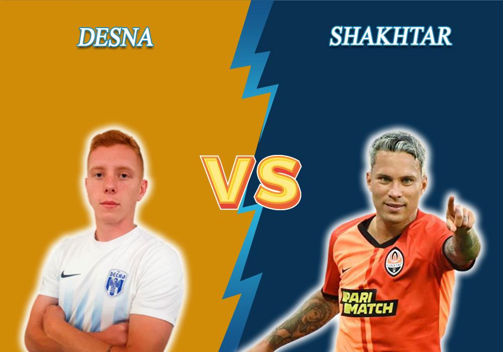 Desna vs Shakhtar prediction