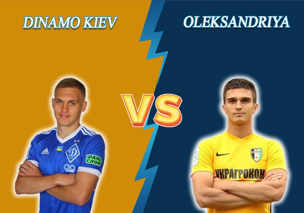 Dynamo Kyiv vs Oleksandriya prediction