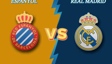 RCD Espanyol vs Real Madrid prediction