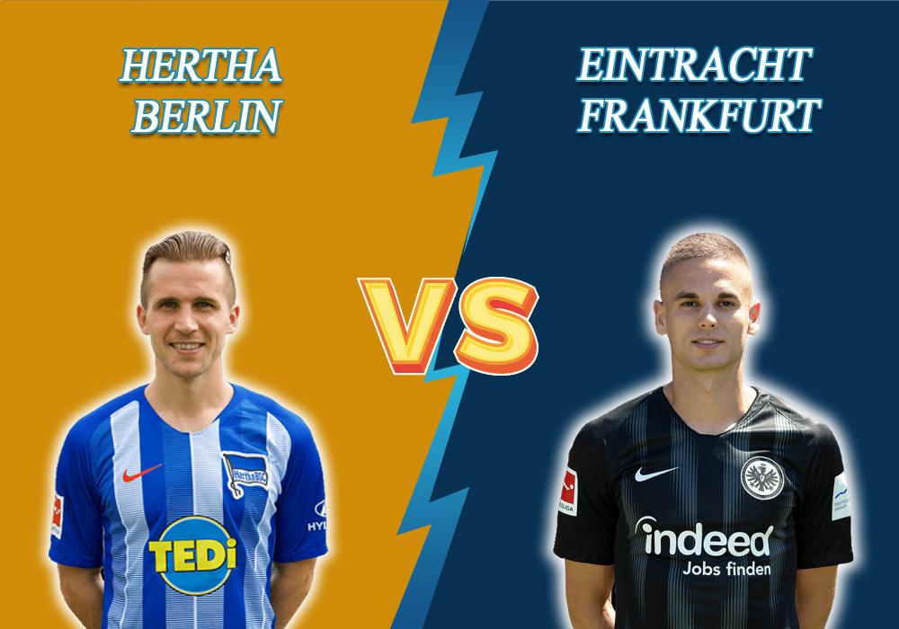 Hertha vs Eintracht prediction