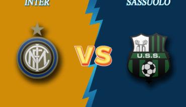Inter Milan vs U.S. Sassuolo Calcio prediction