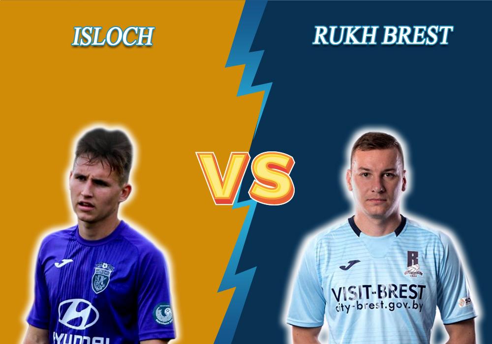 Isloch vs Rukh Brest prediction