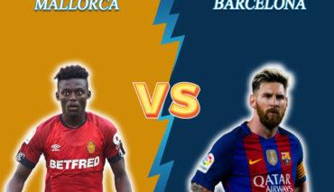 Mallorca vs Barcelona prediction