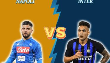 Napoli vs Inter prediction