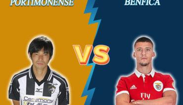 Portimonense vs Benfica prediction