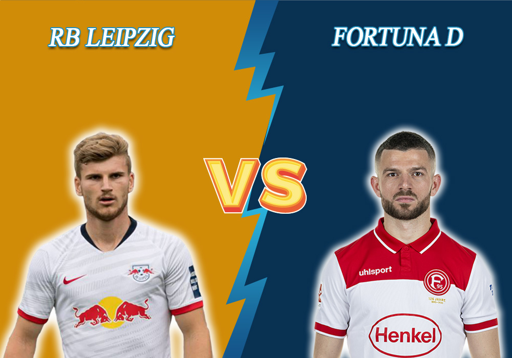 RB Leipzig vs Fortuna Düsseldorf prediction
