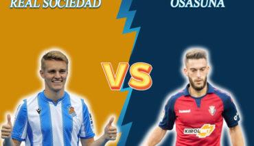 Real Sociedad vs Osasuna prediction