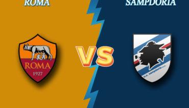Roma vs U.C. Sampdoria prediction