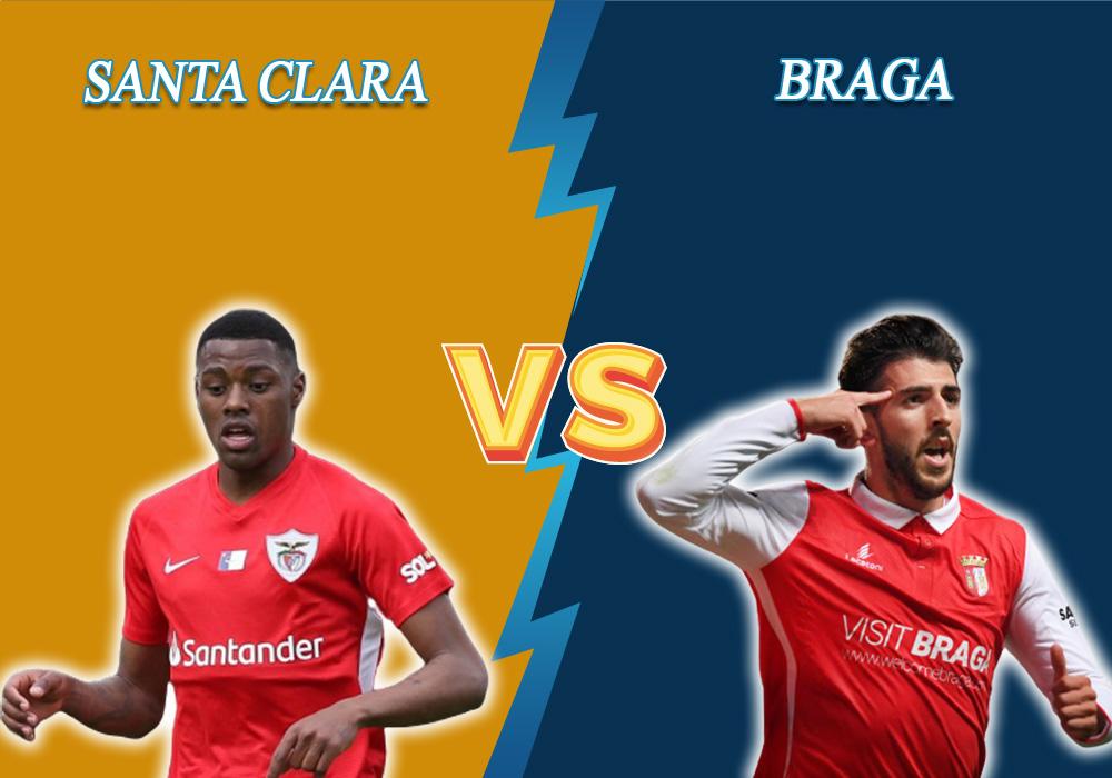 Santa Clara vs Braga prediction