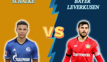 Schalke vs Bayer prediction