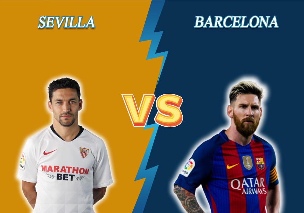 Sevilla vs Barcelona prediction