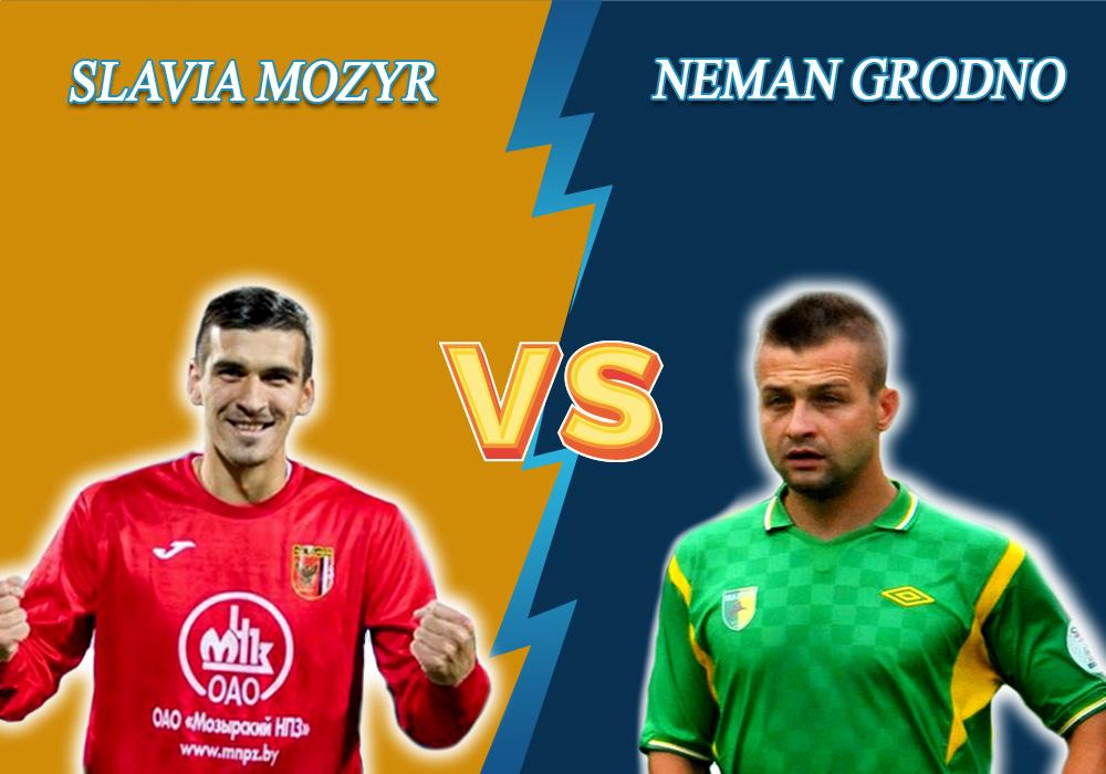 Slavia-Mozyr vs Neman prediction