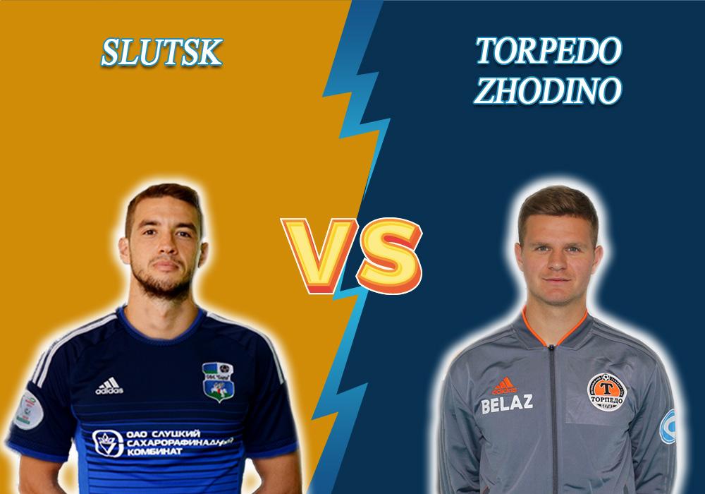 Slutsk vs Torpedo Zhodino prediction