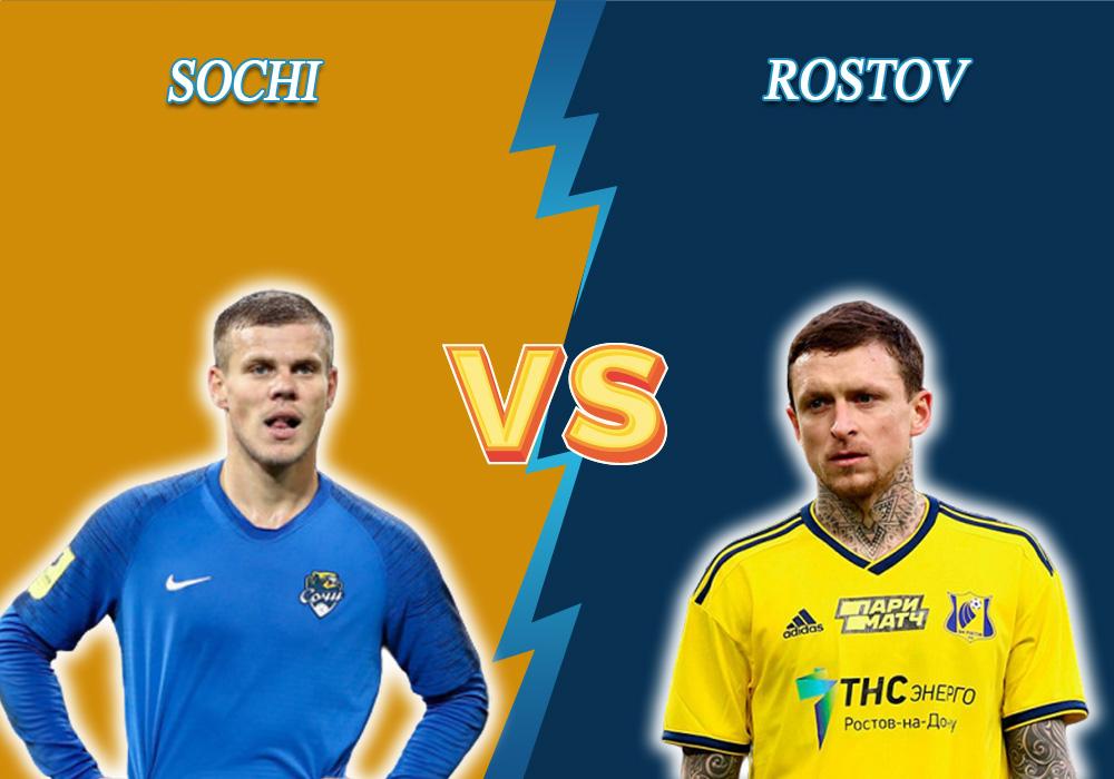 Sochi vs Rostov prediction