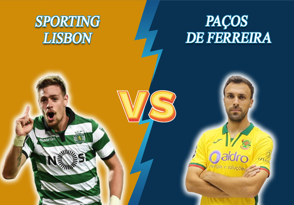 Sporting vs Paços prediction