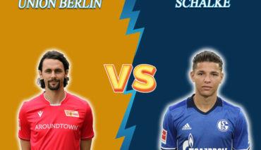 Union Berlin vs Schalke prediction