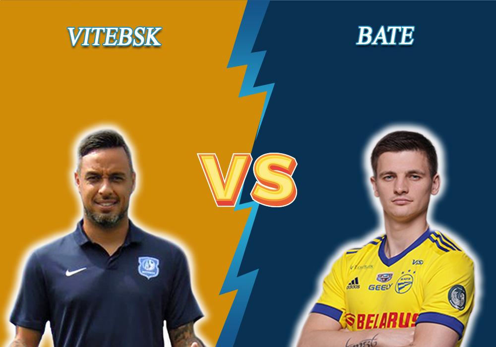 Vitebsk vs BATE prediction