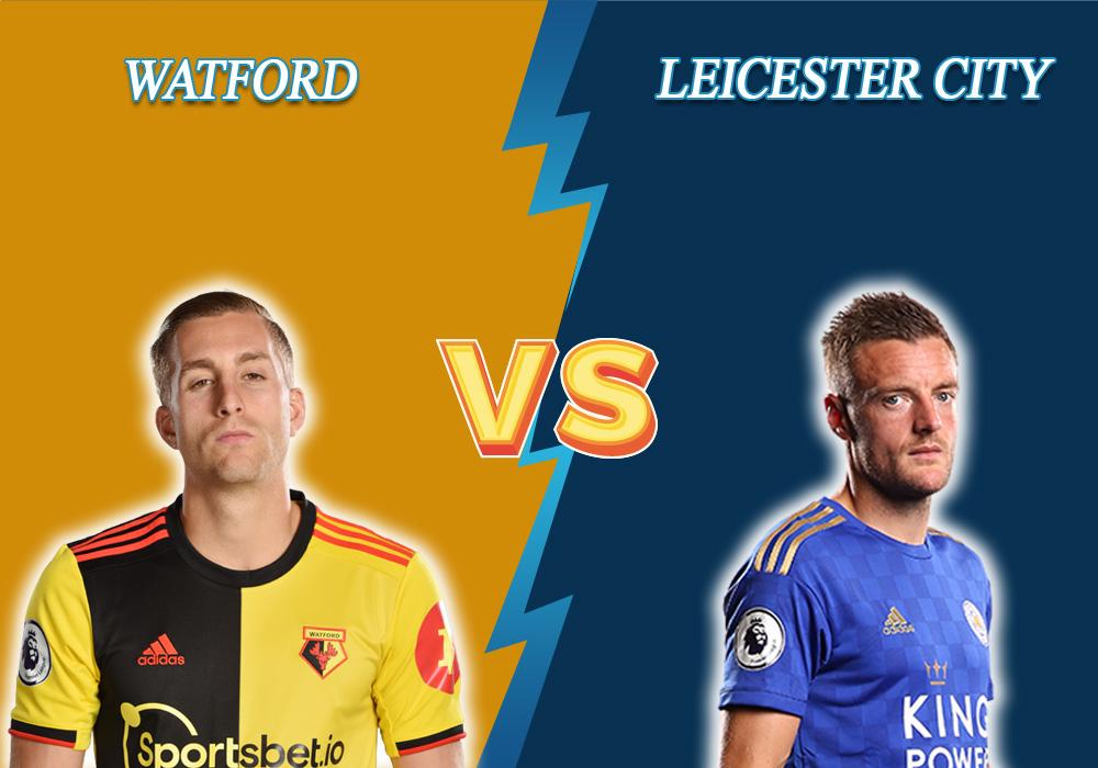 Watford vs Leicester City prediction
