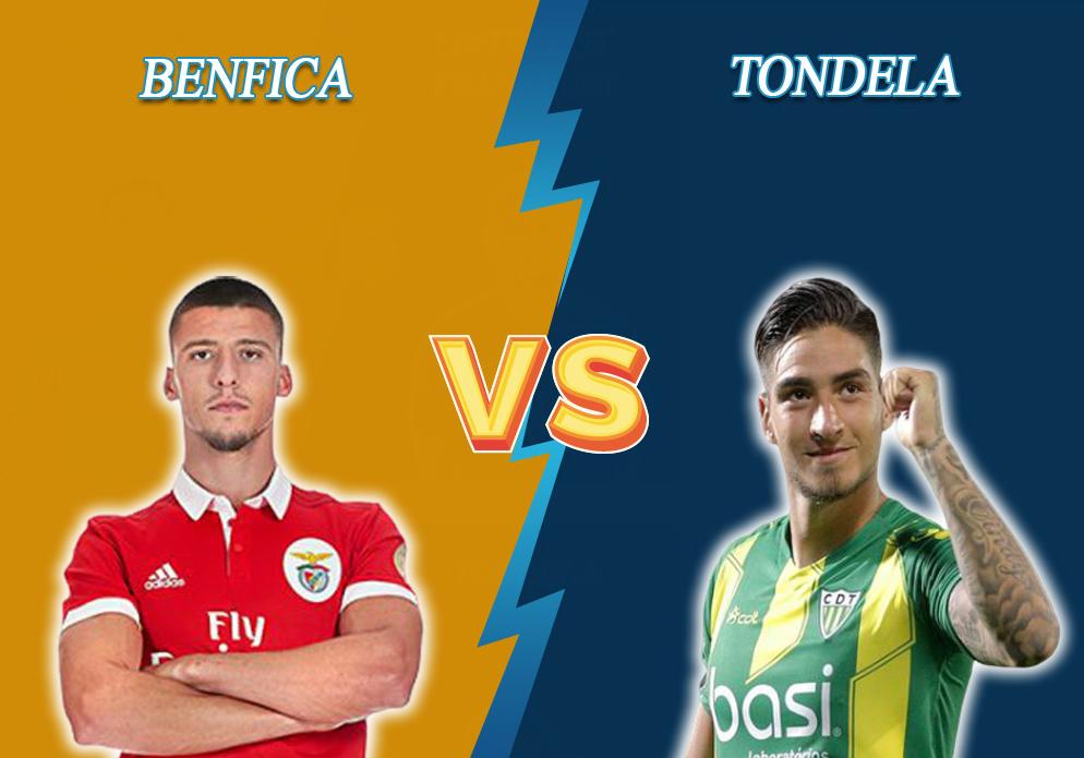 Benfica vs Tondela prediction