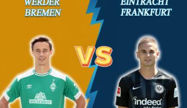 Werder vs Eintracht Frankfurt prediction