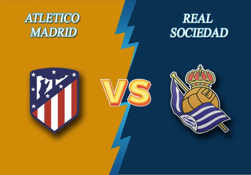 Atlético Madrid vs Real Sociedad prediction