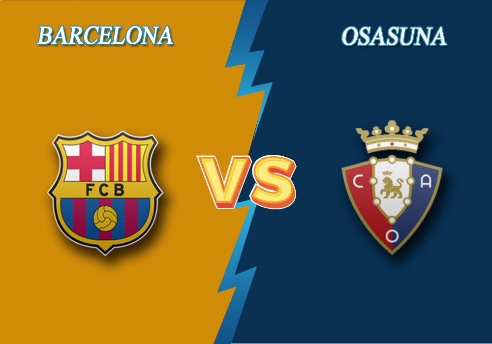 Barcelona vs Osasuna prediction