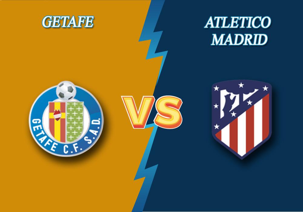 Getafe vs Atlético Madrid prediction