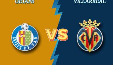 Getafe vs Villarreal prediction