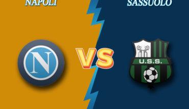 Napoli vs Sassuolo Calcio prediction