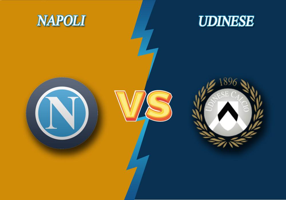Napoli vs Udinese Calcio prediction