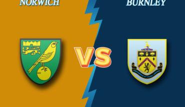 Norwich City vs Burnley prediction