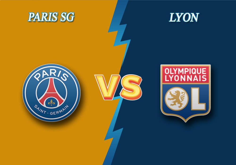Paris Saint-Germain vs Olympique Lyonnais prediction