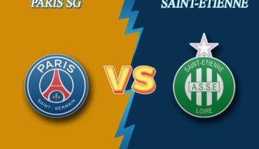 PSG vs Saint-Étienne prediction