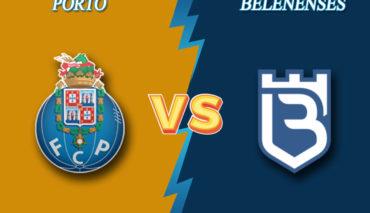 Porto vs Belenenses prediction