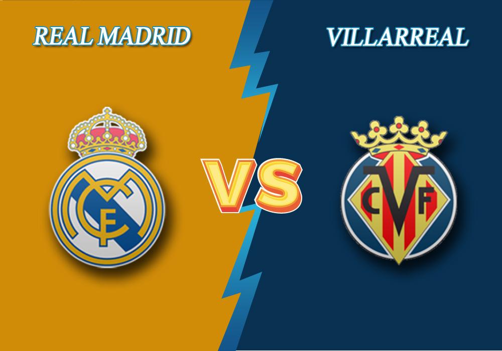 Real Madrid vs Villarreal prediction