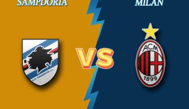 Sampdoria vs Milan prediction