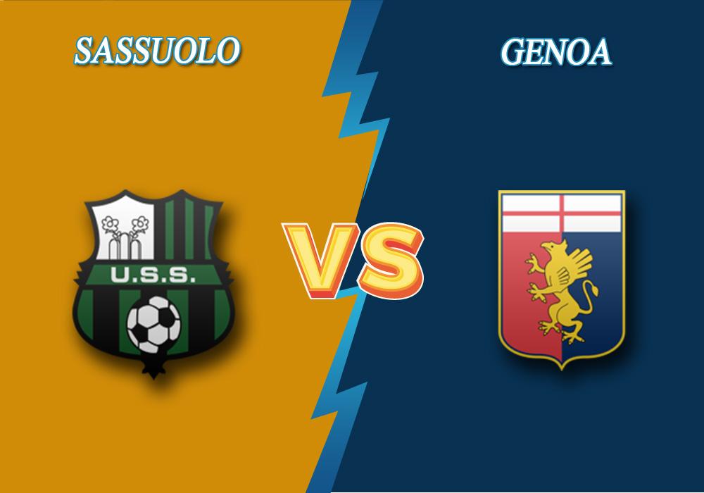 Sassuolo Calcio vs Genoa prediction