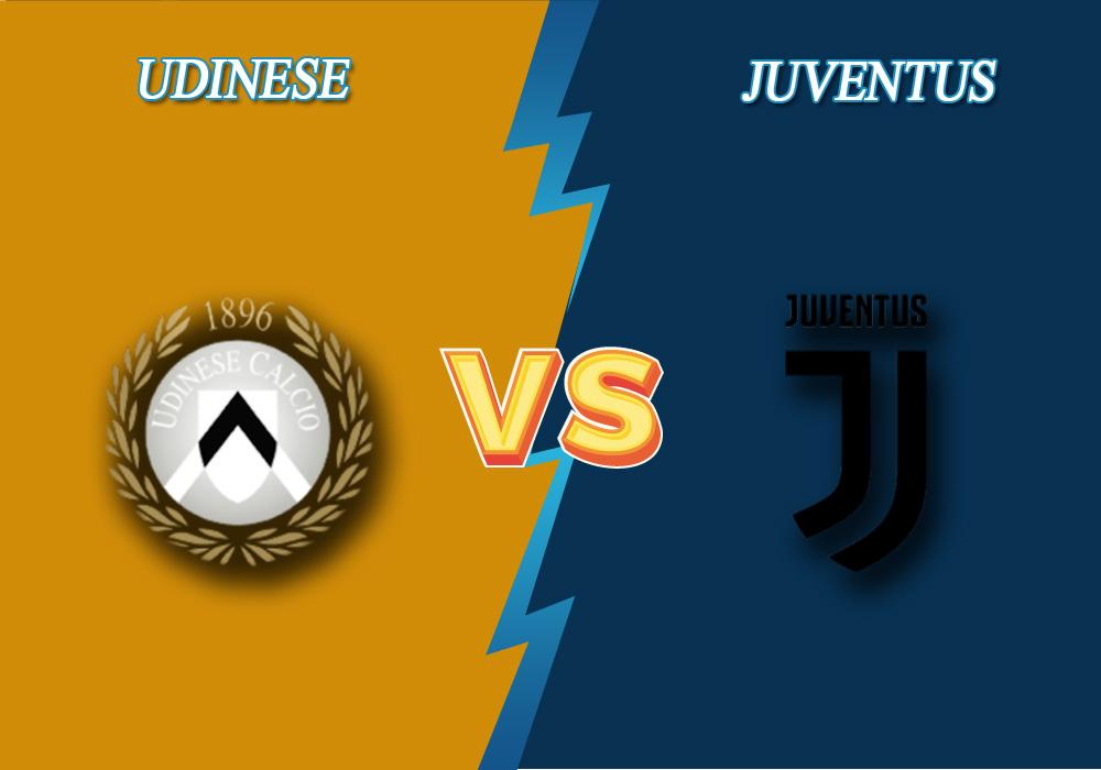 Udinese Calcio vs Juventus prediction