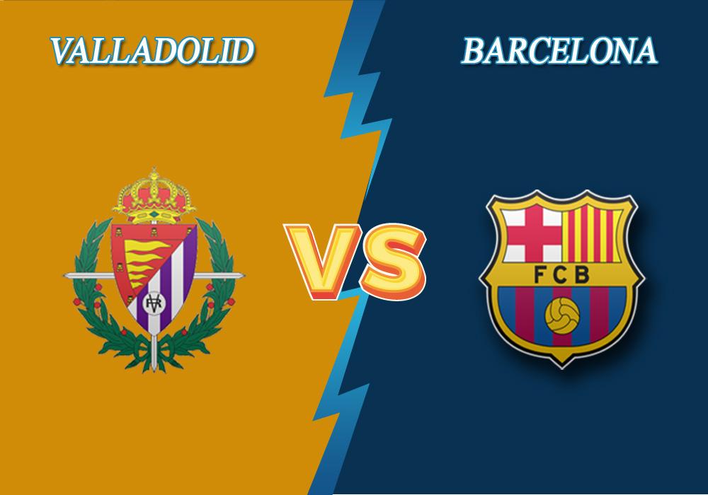 Real Valladolid vs Barcelona prediction