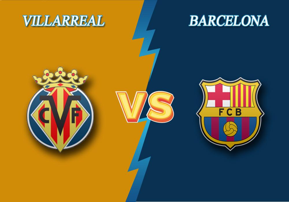 Villareal vs Barcelona prediction