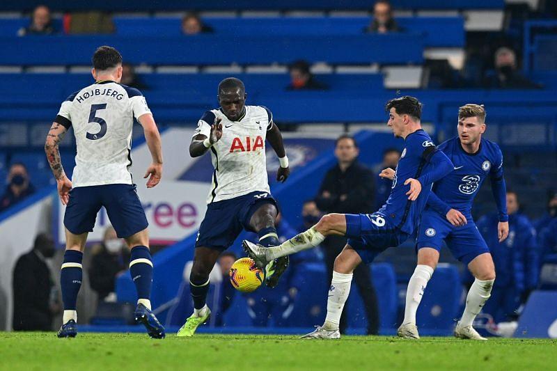 Tottenham Hotspur London vs Chelsea London