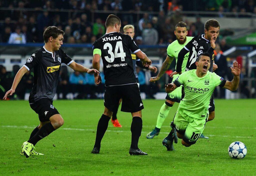Borussia Monchengladbach vs Manchester City