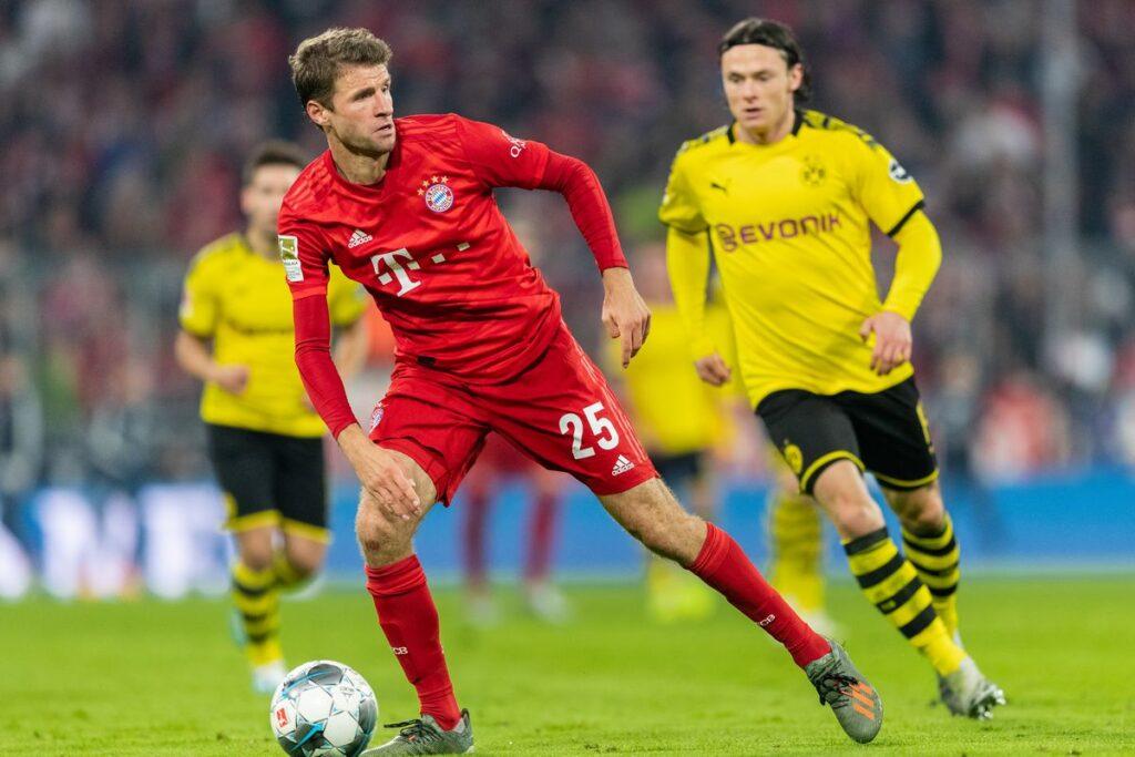 Bayern Munich VS Borussia Dortmund