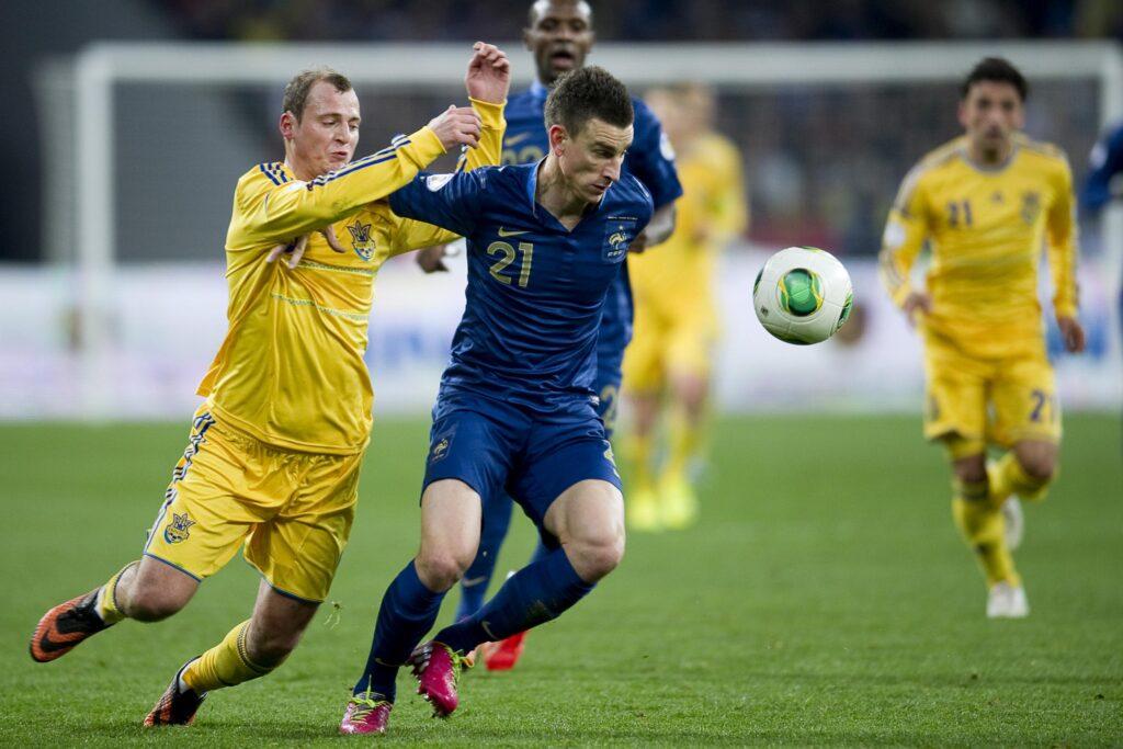 France vs Ukraine