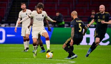 Roma vs Ajax